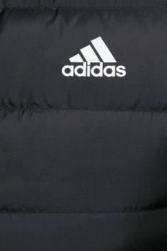 adidas performance donzen bodywarmer »ess down vest« zwart