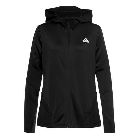 Adidas Vest voor cardiofitness dames zwart