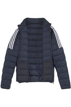 adidas performance licht donsjack »essential down jacket« blauw