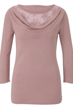 pullover roze