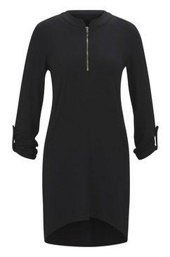 longline-shirt zwart