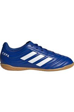 adidas performance voetbalschoenen »copa 20.4 in j« blauw