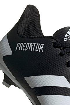adidas performance voetbalschoenen »predator 20.4 fxg j« zwart