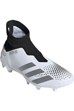 adidas performance voetbalschoenen »predator 20.3 ll fg« wit