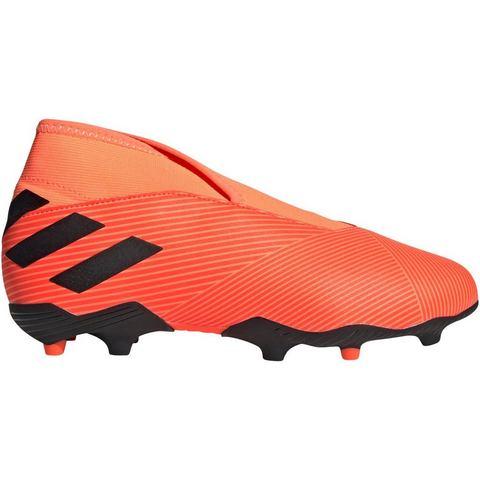 adidas Nemeziz 19.3 laceless fg voetbalschoenen oranje kinderen Kinderen