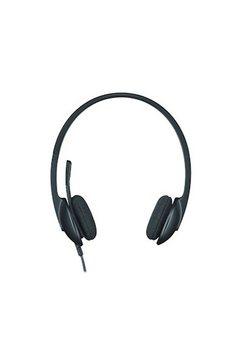 logitech h340 usb headset zwart
