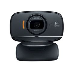 logitech c525 hd webcam zwart