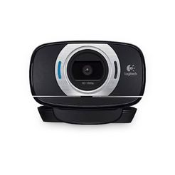 logitech c615 hd webcam zwart