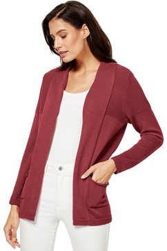 classic inspirationen vest rood