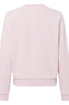 lacoste sweater roze