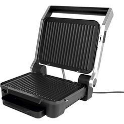 maxxmee »maxxmee kontakt-grill smart 2000w« contactgrill zwart