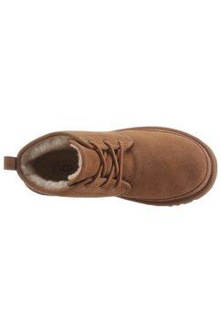 ugg hoge veterschoenen »neumel« bruin