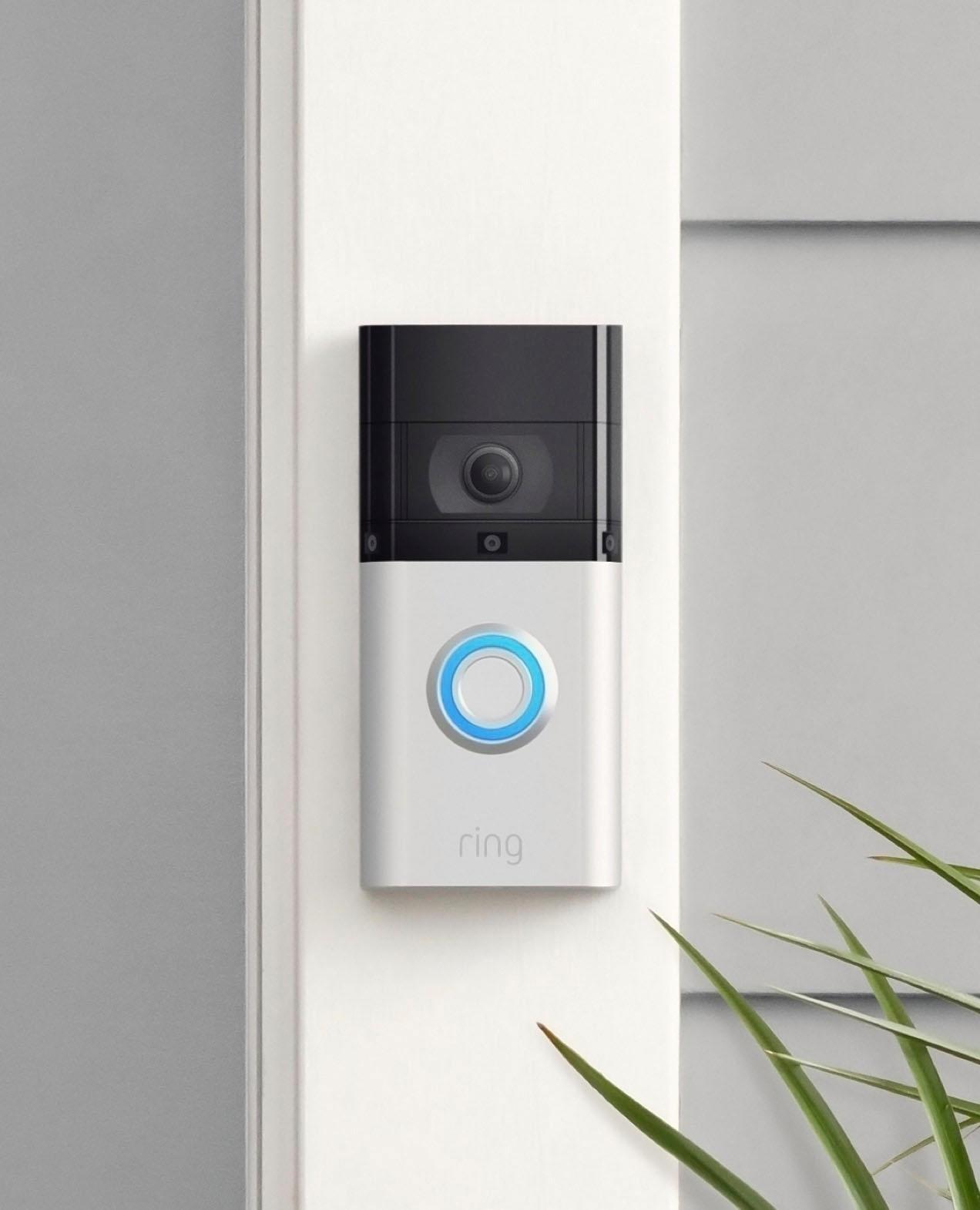 Ring »Video Doorbell 3 Plus« bewakingscamera goedkoop op otto.nl kopen
