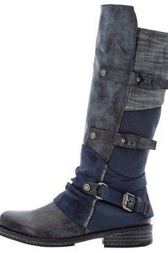 rieker laarzen grijs