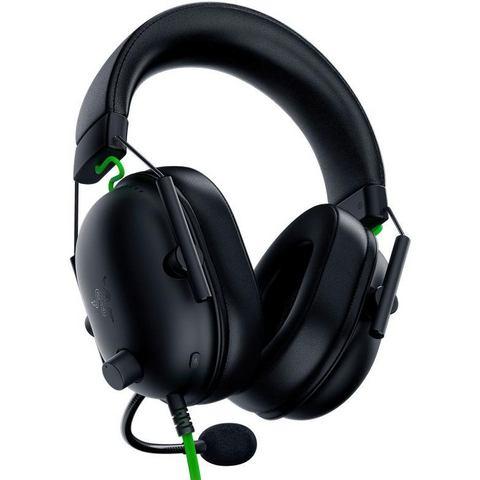 Razer Blackshark V2 X Headset Hoofdband Zwart, Groen