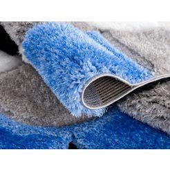 luettenhuett vloerkleed voor de kinderkamer »fiodor« blauw