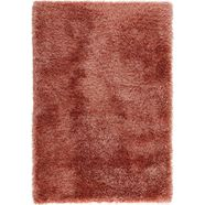 my home hoogpolig vloerkleed »amadeo« bruin