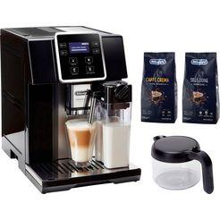 de'longhi »esam 428.40.b perfecta evo« volautomatisch koffiezetapparaat zwart