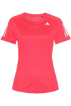 adidas performance runningshirt roze