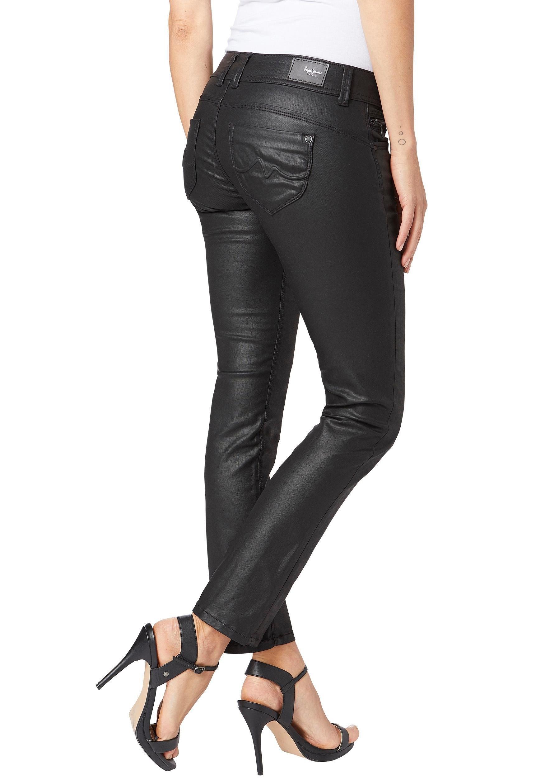 Pepe Jeans skinny jeans »NEW BROOKE« veilig op otto.nl kopen