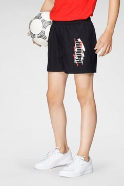 puma short ess summer shorts puma b zwart