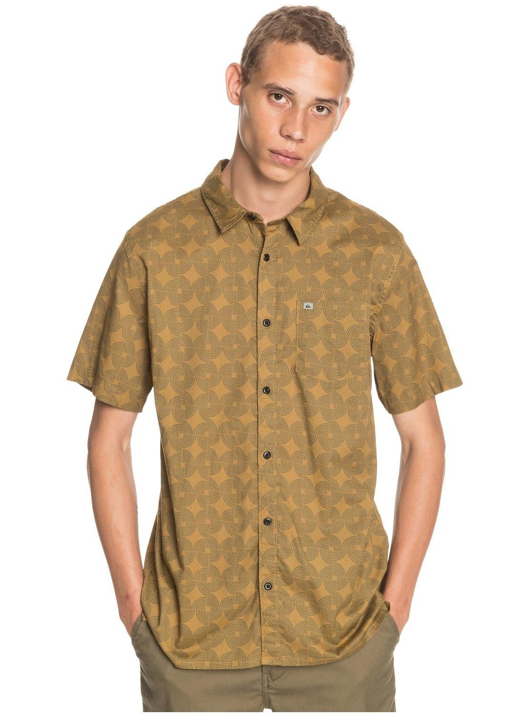 Quiksilver overhemd met korte mouwen »Threads Print Pack« online kopen op otto.nl
