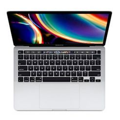 """apple mb pro 13"""" touch bar: i5-10th-16gb-1tb-silver"""