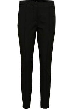 selected femme pantalon zwart