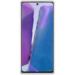 samsung »clear cover ef-qn980 fuer note 20« gsm-hoesje wit