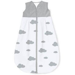 pinolino babyslaapzak »woelkchen« grijs