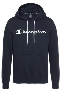 champion hoodie »hooded sweatshirt« blauw