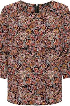 only gedessineerde blouse »onlnova« bruin