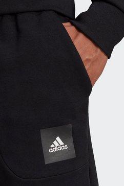 adidas performance trainingsbroek »must haves stadium« zwart