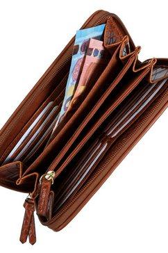 gabor portemonnee »janne« bruin