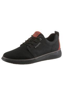 bugatti sneakers dexter eco zwart