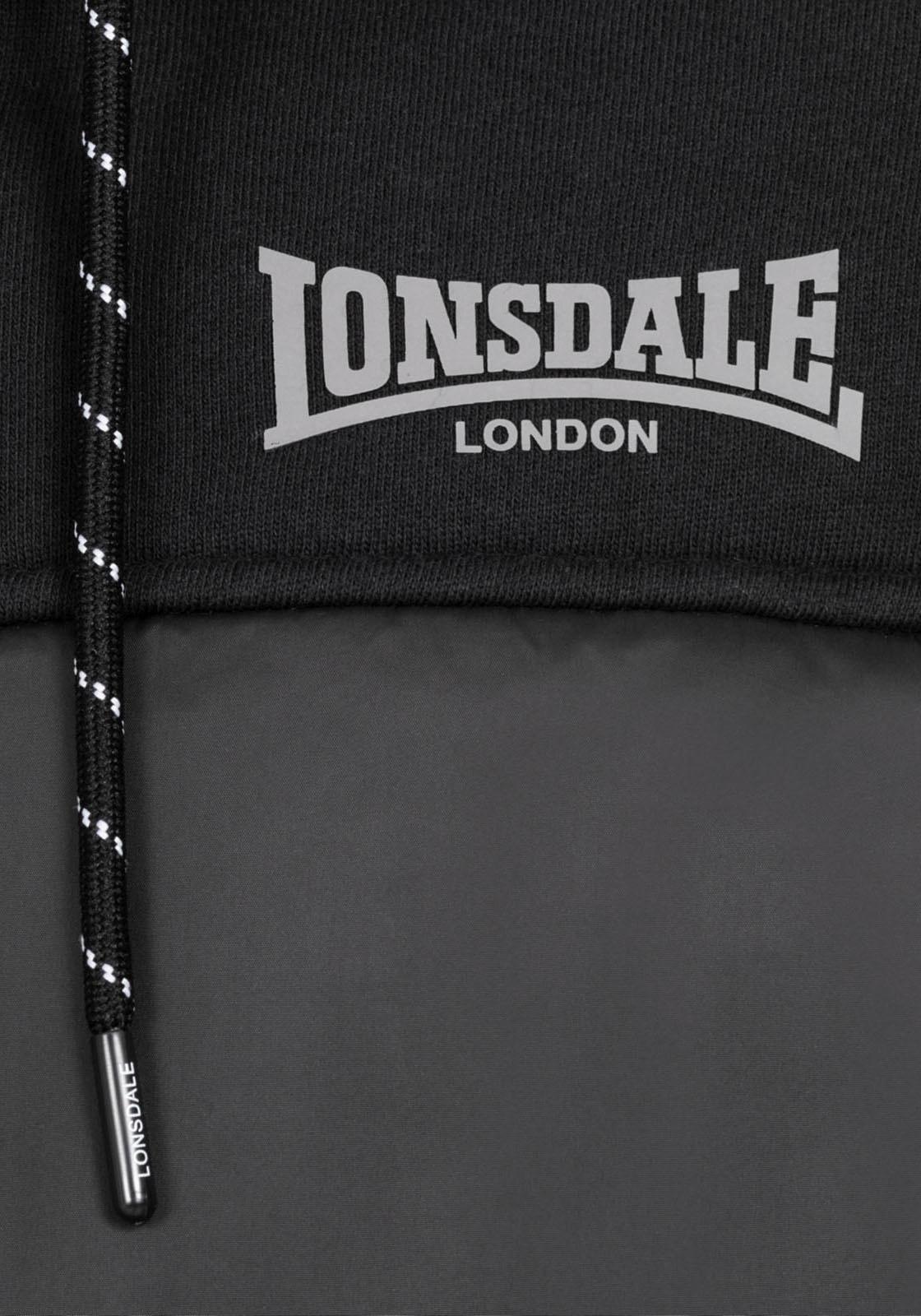 Lonsdale gewatteerde jas »BOTALLACK« in de webshop van OTTO kopen