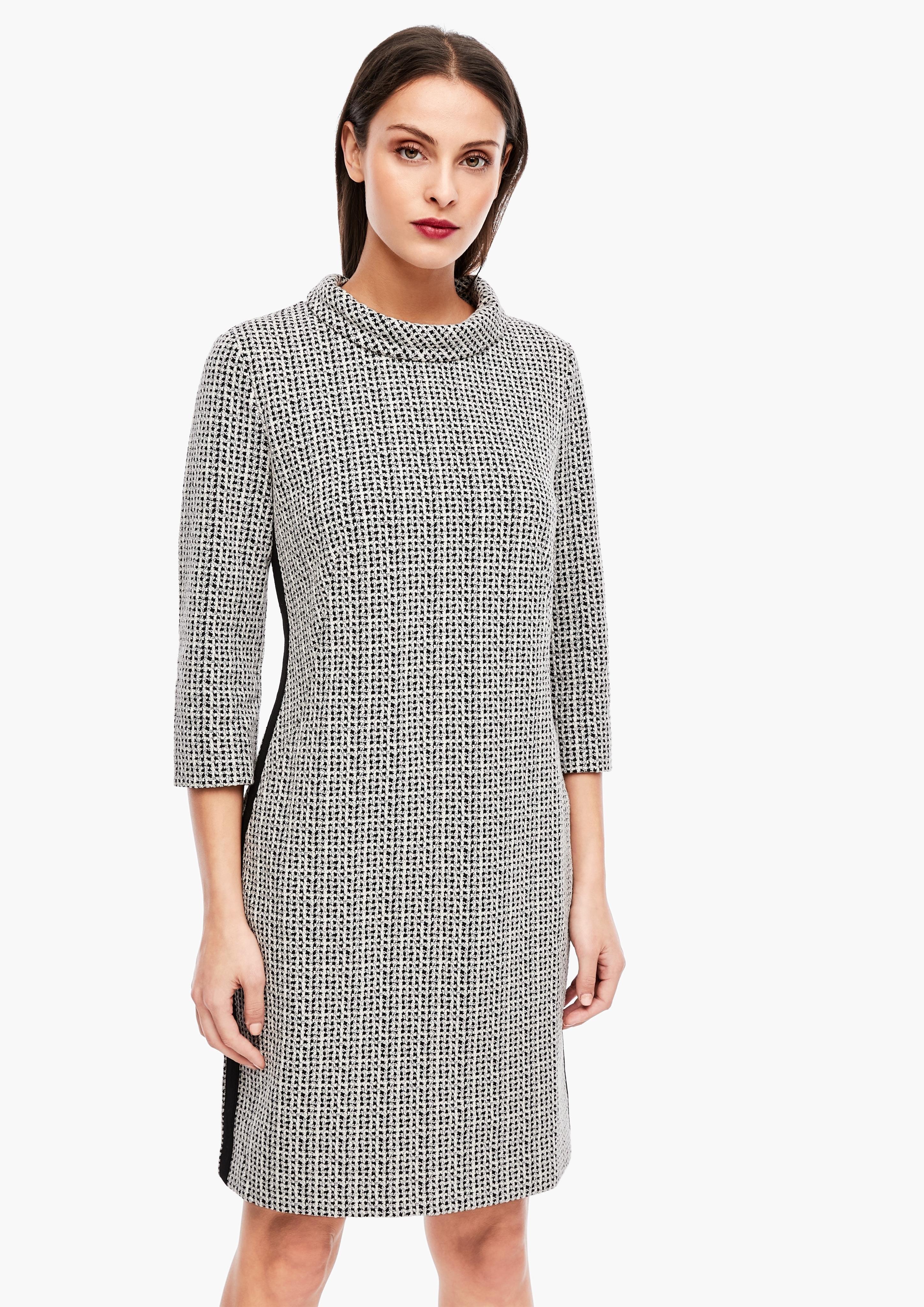 s.Oliver BLACK LABEL mini-jurk bestellen: 30 dagen bedenktijd