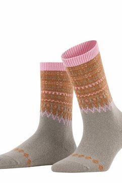 falke sokken »fjord« grijs