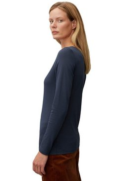 marc o'polo shirt met lange mouwen blauw
