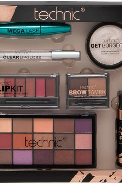 technic make-up set »beauty blockbuster« multicolor