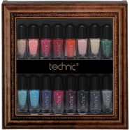 technic nagellakset »colour run nail polish« multicolor