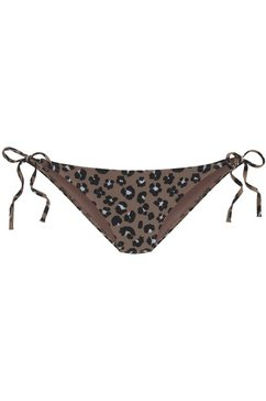 calvin klein bikinibroekje »leo« bruin