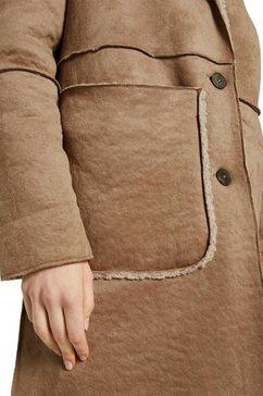 tom tailor korte jas bruin