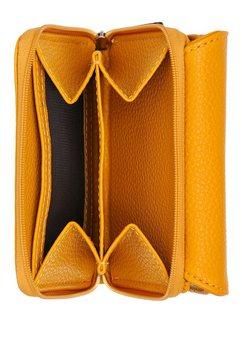 gerry weber bags portemonnee »talk different ll purse mh9fz« geel