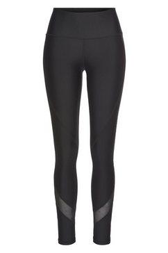 under armour functionele tights »heatgear armour wordmark« zwart
