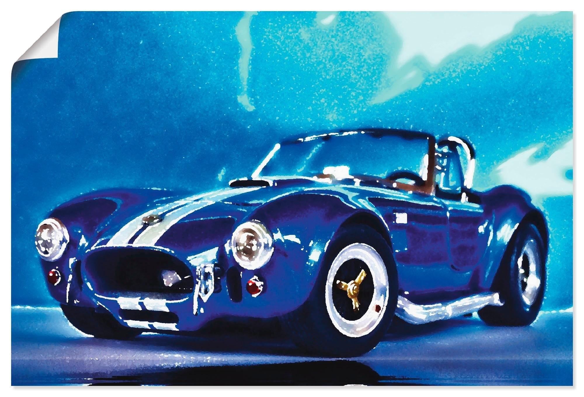 Artland artprint »Shelby Cobra« nu online bestellen