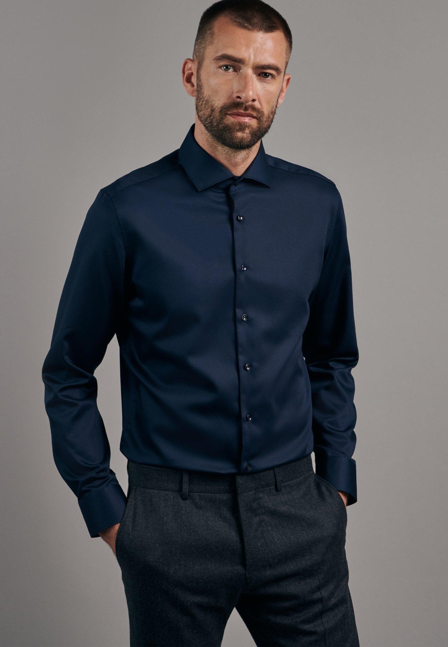seidensticker businessoverhemd »X-Slim« online kopen op otto.nl