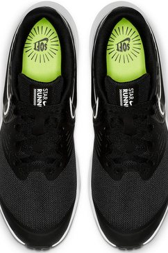 nike runningschoenen »star runner 2« zwart