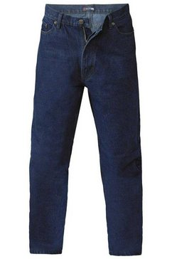 duke clothing comfort fit jeans »herren rockford komfort fit jeans« oranje