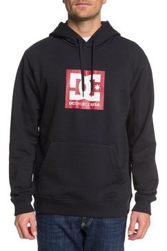 dc shoes hoodie »square star« multicolor